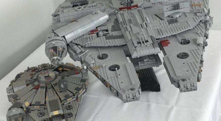 millennium falcon lego 75192 instructions