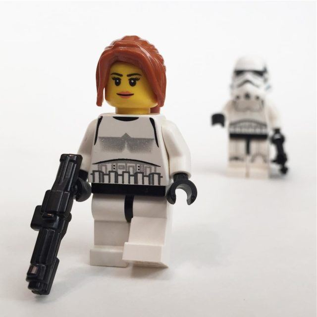 She doesnt even know he exists  legophotography legophoto stormtrooperhellip